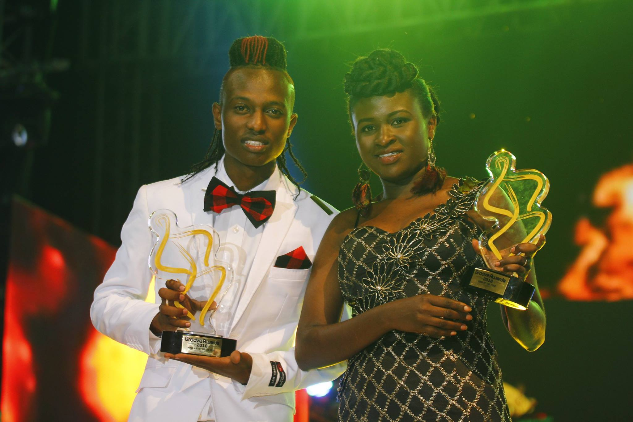 Groove Awards 2016 Winners