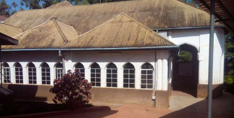 PCEA Church Chogoria. Both the inside and exterior of the building show great workmanship. PHOTO by DOUGLAS KIEREINI