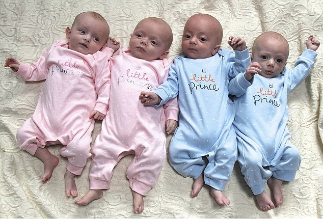 godupdates miracle quadruplets conceived from 4 eggs naturally 3