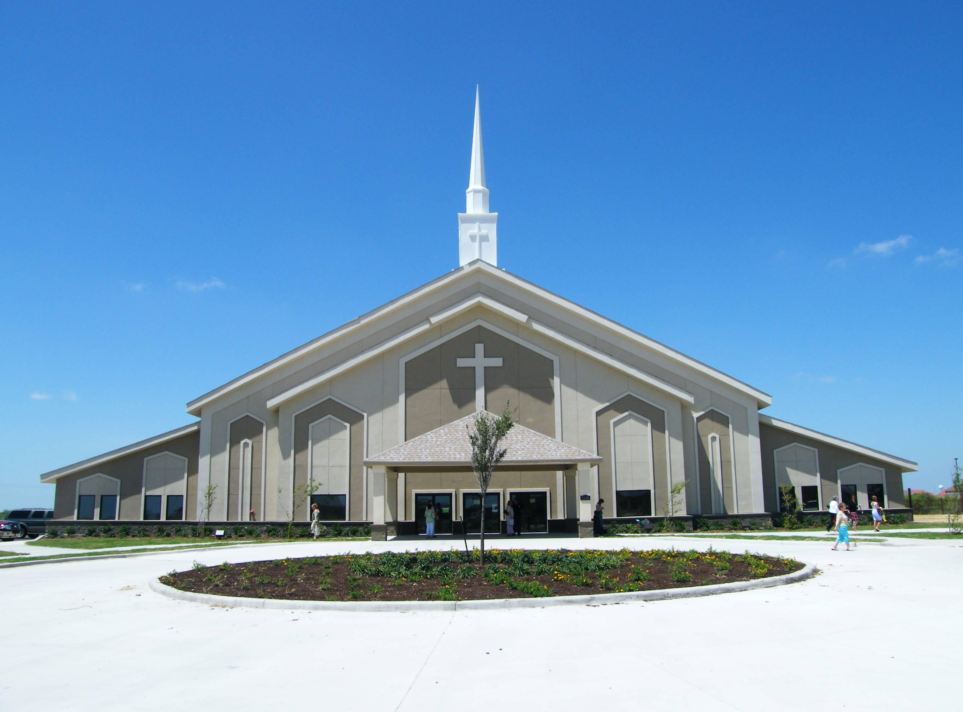 Metal Church Buildings Florida