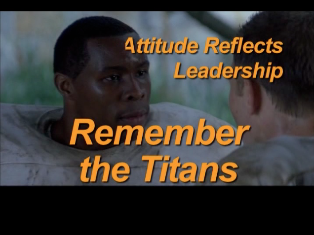 essay on remember the titans movie
