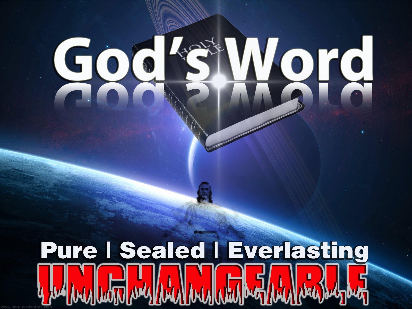 gods-word-is-unchangeable