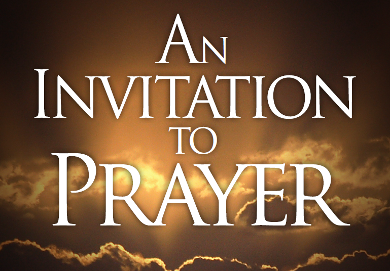 invitation_to_prayer