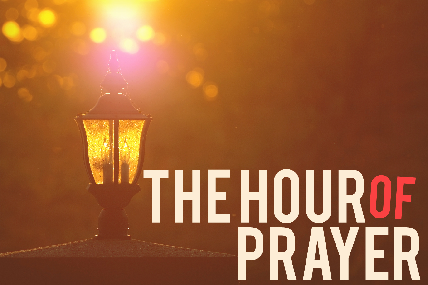 the-hour-of-prayer