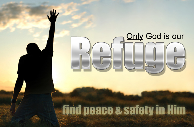 god_is_my_refuge