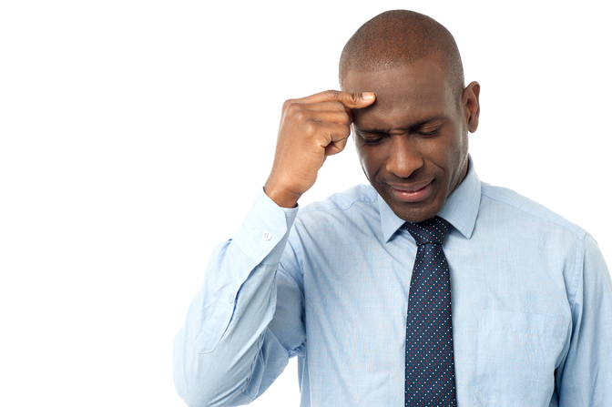 Stressed Out Black Person | www.pixshark.com - Images ...